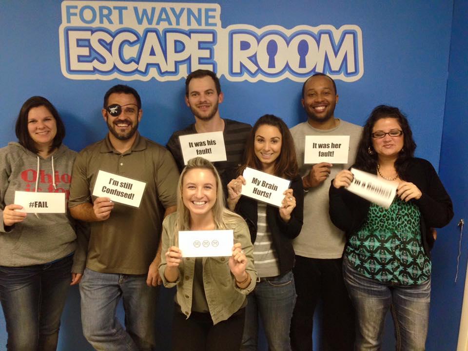 Escape Fort Wayne Escape Room To Escape